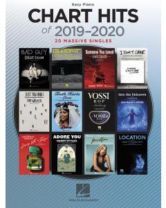 Chart Hits of 2019-2020 (Easy Piano)