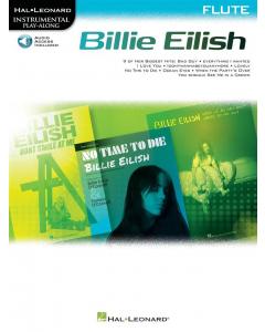 Billie Eilish for Flute - Instrumental Play-Along (incl. Online Audio)