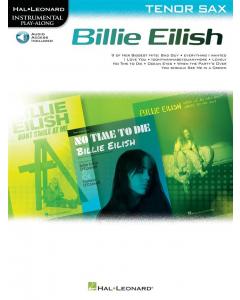 Billie Eilish for Tenor Sax - Instrumental Play-Along (incl. Online Audio)