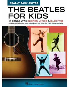 The Beatles for Kids (Really Easy Guitar Series)