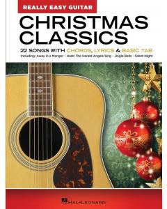 Christmas Classics (Really Easy Guitar Series)