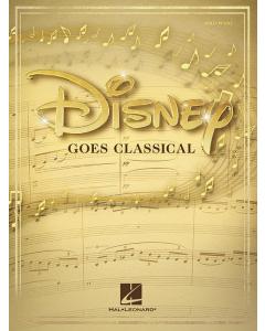Disney Goes Classical (Piano Solo)