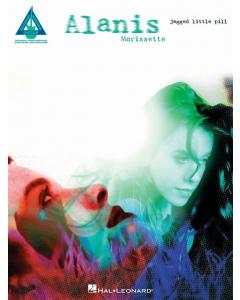 Alanis Morissette: Jagged Little Pill (Guitar Recorded Versions)