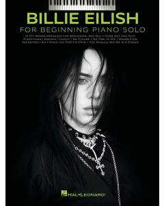 Billie Eilish - for Beginning Piano Solo