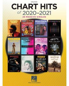 Chart Hits of 2020-2021 (Ukulele)
