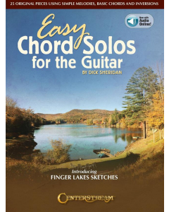 Easy Chord Solos for the Guitar (Dick Sheridan)