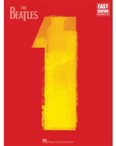 The Beatles: 1 (Easy Guitar)