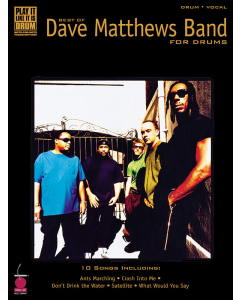 Best of the Dave Matthews Band for Drums (Drum, Vocal)