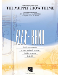 The Muppet Show Theme - Arr. by Paul Murtha for FLEX-BAND (Score and Parts)