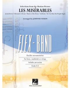 Les miserables Flex Band