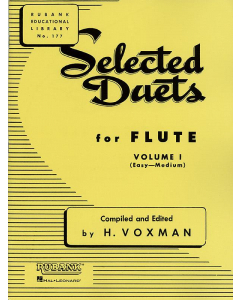 Selected Duets for Flute 1