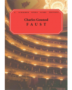 Gounod, Charles: Faust (Vocal Score)