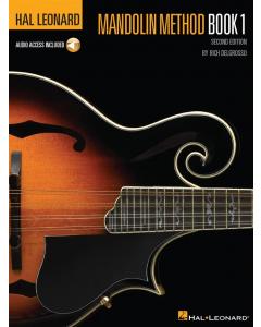Hal Leonard Mandolin Method - Book 1