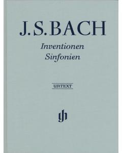 Bach Inventionen und Sinfonien Henle Urtext