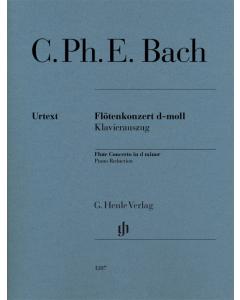 Bach, C. Ph. E.: Flötenkonzert d-moll / Flute Concerto in d minor