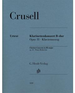 Crusell: Klarinettenkonzert B-dur / Clarinet Concerto B flat major, op. 11