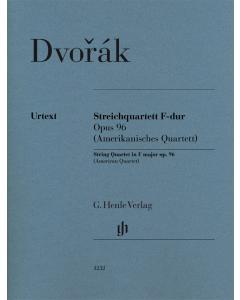 Dvorak: Streichquartett F-dur / String Quartet F major, op. 96 (American Quartet) (Set of Parts)