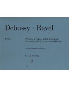 Debussy / Ravel: Prélude à l'après-midi d'un faune (Arrangement for Piano Four-hands)