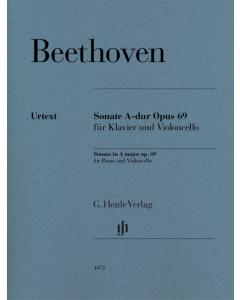 Beethoven: Sonate A-dur, op. 69 (Violoncello, Piano)