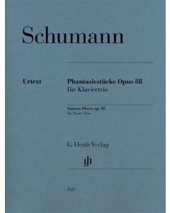 Schumann: Phantasiestücke / Fantasy Pieces op. 88 for Piano Trio (SET OF PARTS)