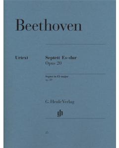 Beethoven: Septett Es-dur / Septet in E flat major, op. 20 (Set of Parts)