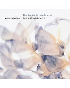 Holmboe, Vagn: String Quartets, Vol. 1 (Nightingale String Quartet) (CD)