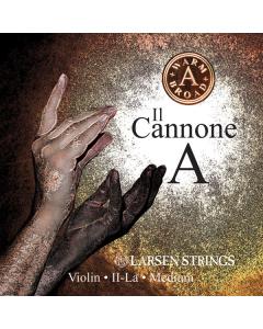 Larsen Il Cannone A-streng til Violin (Warm & Broad)