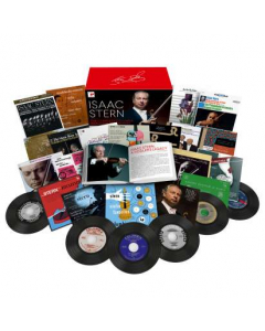 Isaac Stern - The Complete Columbia Analogue Recordings (75CD-BOX)
