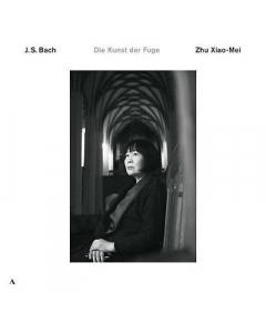 Bach: Die Kunst der Fuge (Zhu Xiao-Mei) DOUBLE VINYL / 2LP