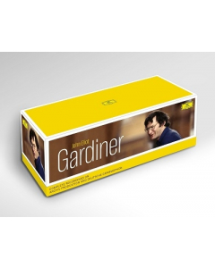 John Eliot Gardiner: Complete Recordings on Archiv Produktion & Deutsche Grammophon (104CD-BOX)
