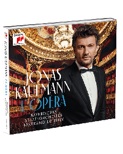 Jonas Kaufmann: L'Opera (CD DELUXE Limited Edition)
