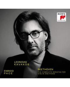 Beethoven: The Complete Sonatas for Violin and Piano (Leonida Kavakos, Enrico Pace) (3CD-BOX)