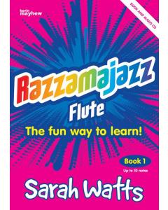 Razzamajazz for Flute - Book 1 (incl. CD)