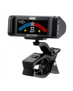 KORG Clip-On Tuner AW-LT100M