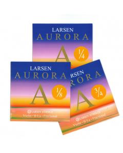 Larsen Aurora A-streng til små violiner