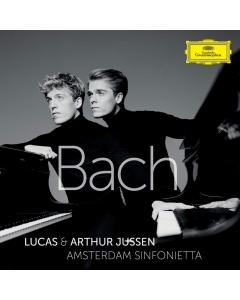 Bach (Lucas & Arthur Jussen, Amsterdam Sinfonietta) (CD)