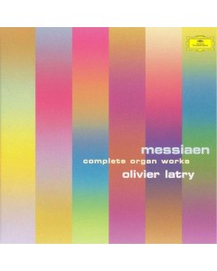 Messiaen: Complete Organ Works (Olivier Latry) (6CD-BOX)