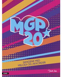 Sangene fra MGP 2020 (Sangbog med noder)