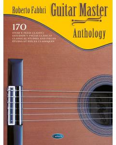 Guitar Master Anthology - ed. Roberto Fabbri