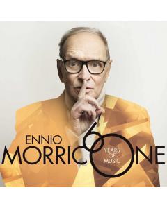 Ennio Morricone 60 Years of Music (Double Vinyl / 2LP)