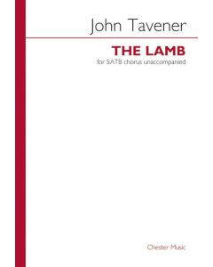 Tavener, John: The Lamb (SATB a cappella)