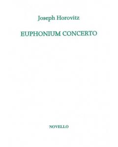 Horovitz, Joseph: Euphonium Concerto (Euphonium (or Bassoon), Piano)