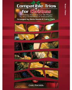 Compatible Trios for Christmas - Piano / Score