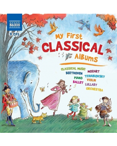 My First Classical Albums (9CD-BOX)