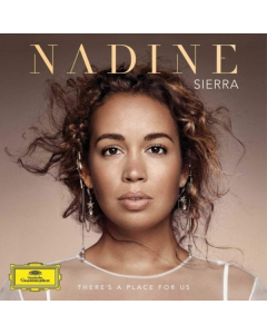 Nadine Sierra: There's a place for us CD Cover