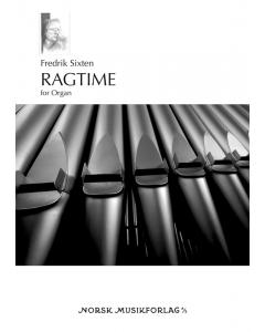 Sixten, Fredrik: Ragtime for Organ