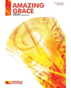 Amazing Grace Novello SSA