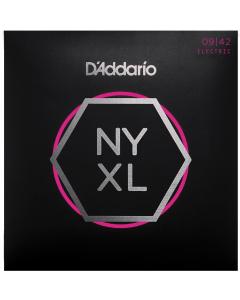 D'addario NYXL0942 - Guitarstrenge til El-Guitar (sæt)