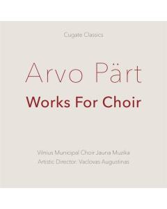 Arvo Pärt: Works For Choir (Vinyl / LP)