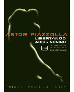 Piazzolla: Libertango - Adios Nonino (Guitar Solo)
